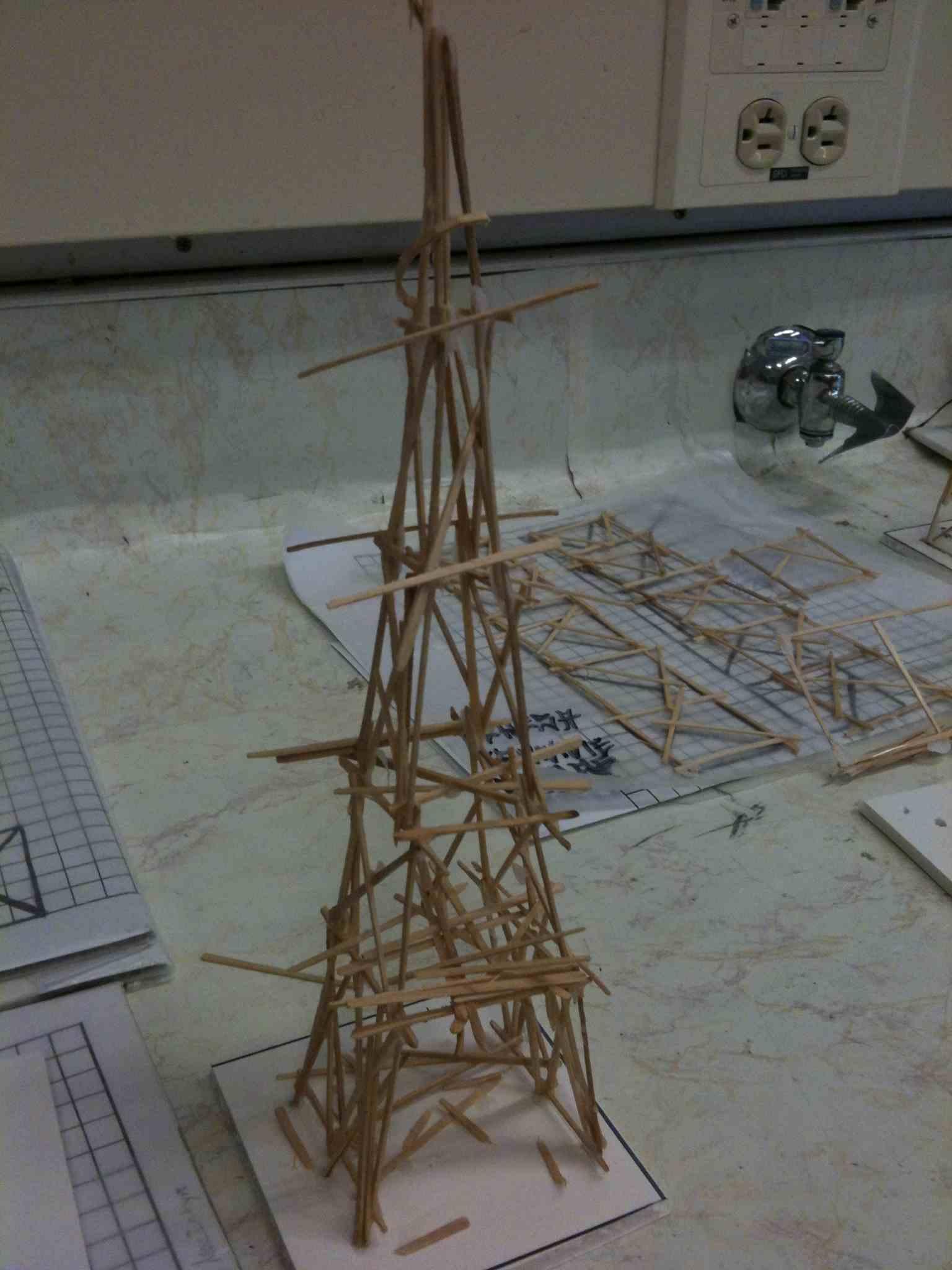 toothpick tower lab  u00ab mr calaski
