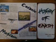 Geologic Time Brochure example 6