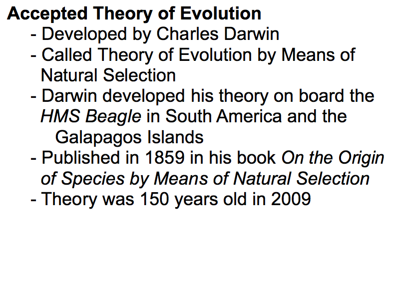 Why Did Darwin Call It Natural Selection
