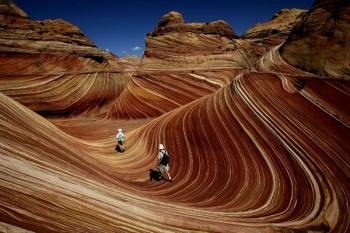 Sedimentary_Sandstone_Rock